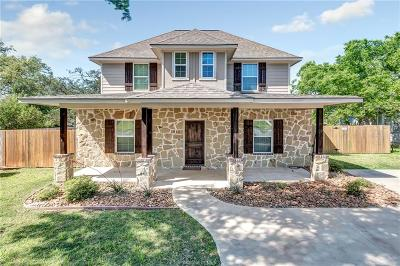 College Station Single Family Home For Sale: 1012 Milner Drive