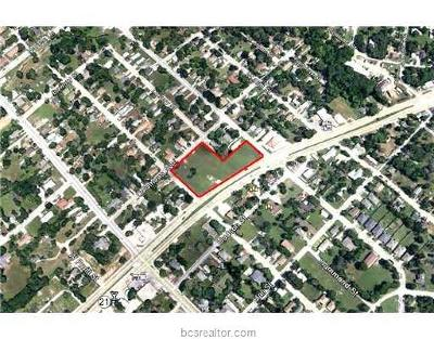 bryan Residential Lots & Land For Sale: 906 San Jacinto