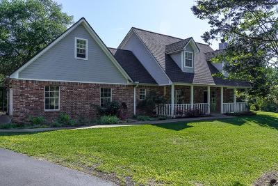 Brazos County Single Family Home For Sale: 12313 Hopes Creek Road