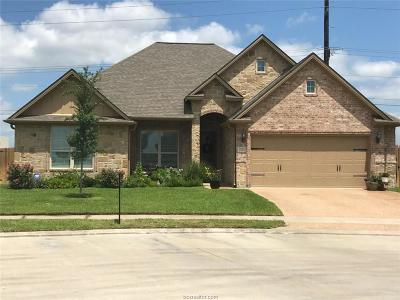 College Station Single Family Home For Sale: 2152 Chestnut Oak