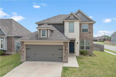 Bryan Single Family Home For Sale: 2037 Polmont Drive