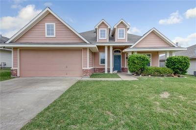 Bryan , College Station  Single Family Home For Sale: 3931 Tranquil Path Drive