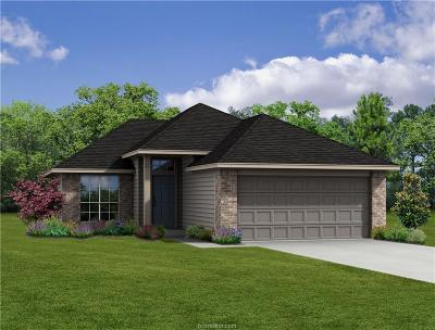 Bryan Single Family Home For Sale: 2707 Porters Way