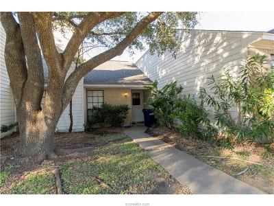 College Station Condo/Townhouse For Sale: 929 Spring Loop