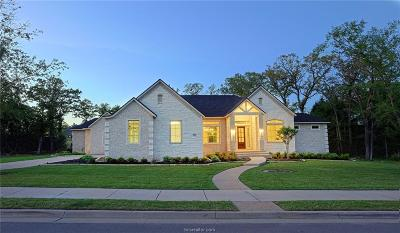 Brazos County Single Family Home For Sale: 1438 Royal Adelade Drive
