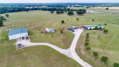 Iola Single Family Home For Sale: 25105 Pleasant Grove County Road