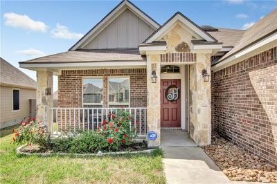 Bryan , College Station  Single Family Home For Sale: 3049 Positano Loop