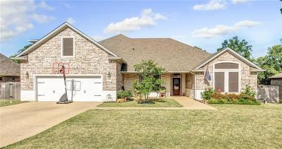 Bryan Single Family Home For Sale: 4655 River Rock Drive
