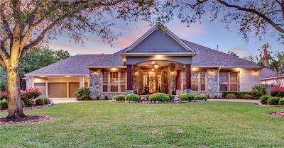 College Station Single Family Home For Sale: 6026 Augusta Circle