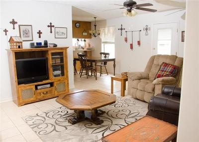 College Station Single Family Home For Sale: 3403 Wildrye Drive