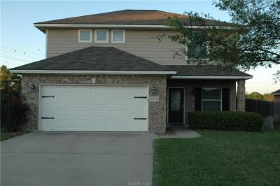 Bryan , College Station  Single Family Home For Sale: 2918 Horseback Court