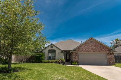 College Station Single Family Home For Sale: 325 Agate Drive