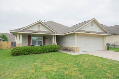 Bryan Single Family Home For Sale: 1706 Summerwood