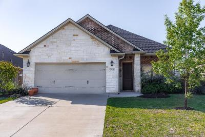 College Station Single Family Home For Sale: 2505 Kimbolton