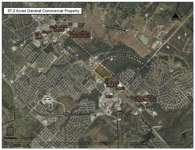 College Station Residential Lots & Land For Sale: Tbd Earl Rudder Fwy (Sh-6)