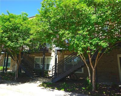 College Station Condo/Townhouse For Sale: 1725 Harvey Mitchell #1528