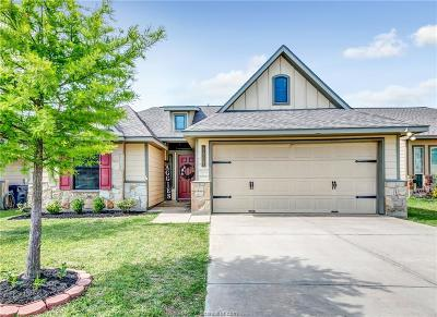 College Station TX Single Family Home For Sale: $192,000