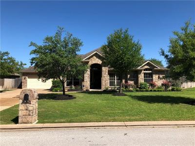 College Station Single Family Home For Sale: 2130 Rockcliffe