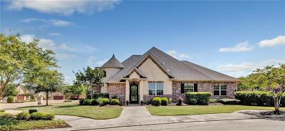 College Station Single Family Home For Sale: 4312 Velencia Court