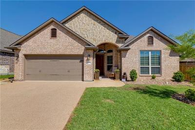 College Station Single Family Home For Sale: 4013 Running Brook Court
