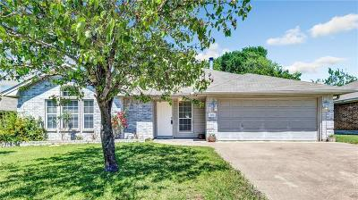 College Station Single Family Home For Sale: 3991 Tiffany Trail
