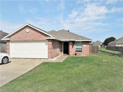 College Station Single Family Home For Sale: 1003 Orchid Street