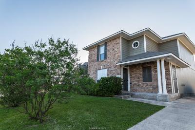 College Station TX Single Family Home For Sale: $214,900