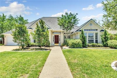 Bryan TX Single Family Home For Sale: $290,000