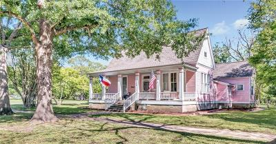 Robertson County Single Family Home For Sale: 408 East Gregg Street