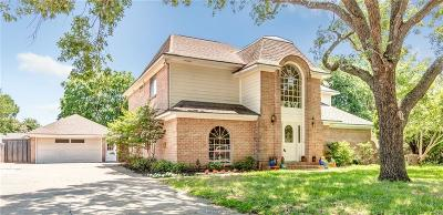 Bryan , College Station  Single Family Home For Sale: 2355 West Briargate Drive