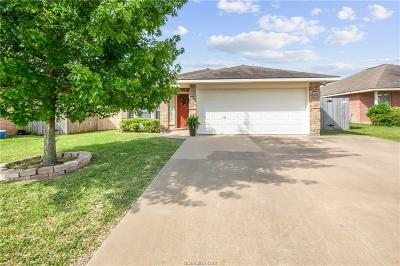 College Station TX Single Family Home For Sale: $190,500