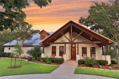Single Family Home For Sale: 1724 Red Haven Court