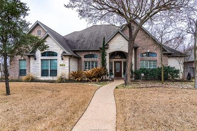 Single Family Home For Sale: 4922 Park Land Drive