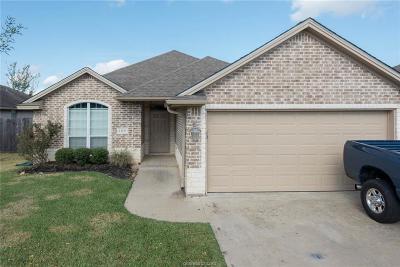College Station Single Family Home For Sale: 109 Karten Lane