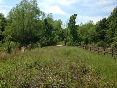 Caldwell Residential Lots & Land For Sale: 10030 Private Road 1014 (+-30 Ac) Trail