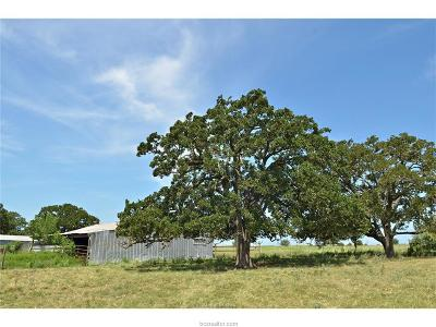 bryan Residential Lots & Land For Sale: 8831 Bickham Cemetery