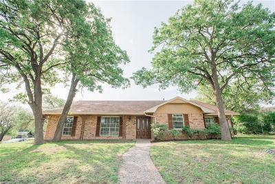 Bryan TX Single Family Home For Sale: $270,000