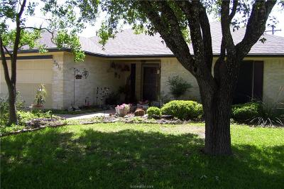 Bryan TX Single Family Home For Sale: $289,000