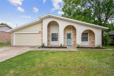 Bryan TX Single Family Home For Sale: $160,000