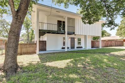 Bryan Single Family Home For Sale: 807 Mary Lake Drive