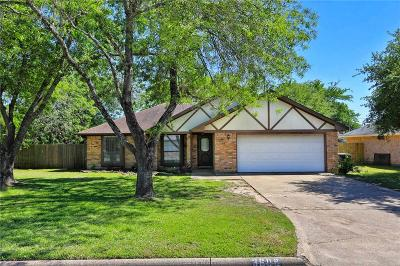Bryan Single Family Home For Sale: 3609 Ravenwood Drive