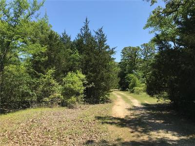 Caldwell Residential Lots & Land For Sale: (+/- 56 Acres) Private Rd 3012