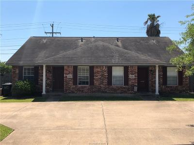 Bryan , College Station Multi Family Home For Sale: 928-930 Sun Meadow Street