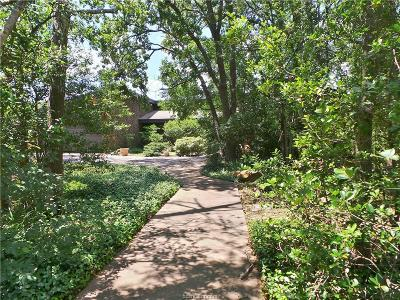 College Station Single Family Home For Sale: 1101 Deacon Drive