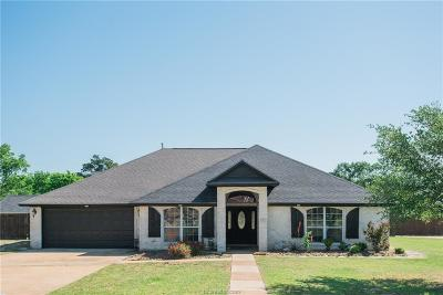 College Station Single Family Home For Sale: 9487 Daisy Lane