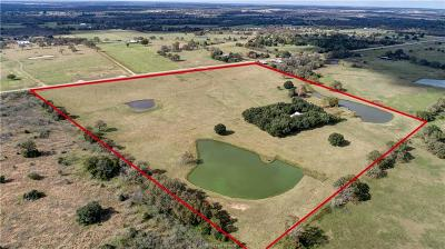 Caldwell Residential Lots & Land For Sale: 9125 Fm 111