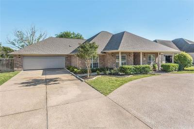 Pebble Creek Single Family Home For Sale: 808 Pine Valley Drive