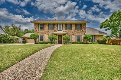 Bryan Single Family Home For Sale: 2905 Rustling Oaks Drive