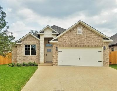 College Station Single Family Home For Sale: 4264 Rock Bend Drive
