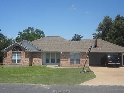 College Station Single Family Home For Sale: 123 Mile Drive